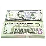 Formulaone 10 Teile / Satz Einzigartige Amerikanische Goldfolie Dollar Banknote Gefälschte Geld Kunst Handwerk Hoch Sammlung Kunst Bastelbedarf-Gold