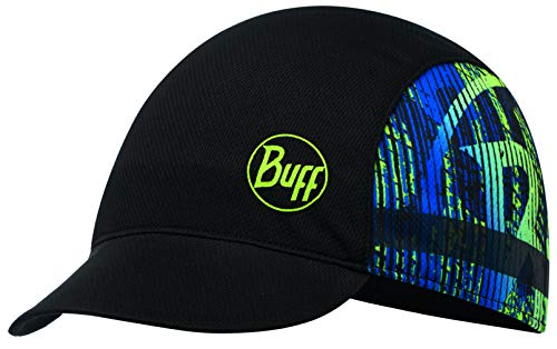 b1cbdf5751fa41 Buff Pack Run Cap Laufmütze + Ultrapower Schlauchtuch | mit Visier |  Faltbar | UV-