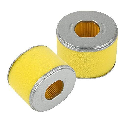 ouyfilters 2Stück ersetzen Air Filter Reiniger für Honda GX240GX2708HP 9HP Motor Rasenmäher Gartenfräse Teile - Die Hp Factory