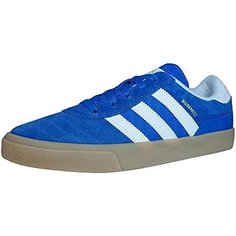 adidas Originals Busenitz Vulc Hombre Zapatillas - azul