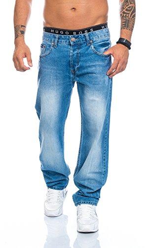 Rock Creek Herren Jeans Hose RC-2009 W38 L34