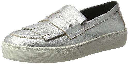 S1285UZIE 4Z1 Slipper, Silber (Light Silver), 40 EU ()