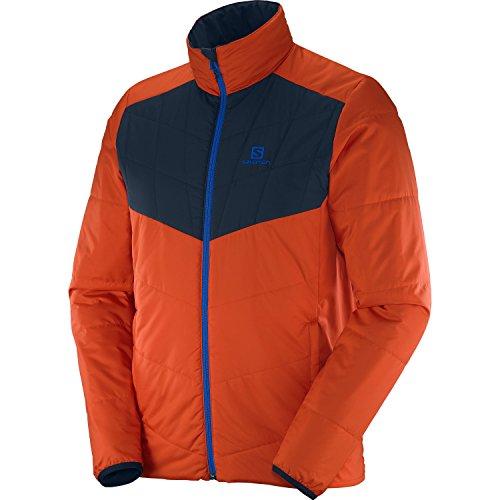 Preisvergleich Produktbild SALOMON Drifter Mid JKT M - Jacke für Herren,  Farbe Gold,  Größe XL