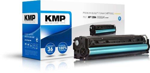 KMP Toner für HP LaserJet Pro CM1415/CP1525, H-T147, yellow