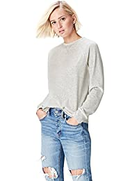 find. Damen Sweatshirt Soft Velour