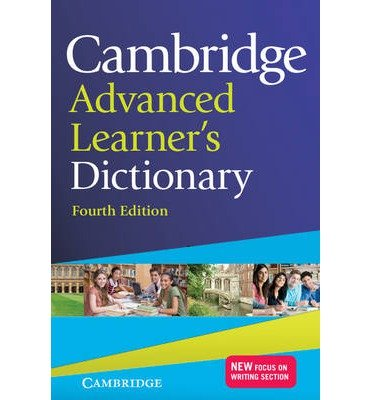 [(Cambridge Advanced Learner's Dictionary)] [ Edited by Colin McIntosh ] [August, 2013]