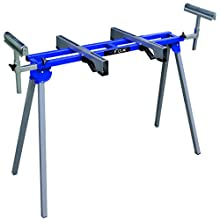 Il banco portatile F50-179 è un banco da lavoro pratico, maneggevole, solido e versatile nel taglio di pezzi di grandi dimensioni. La struttura è in acciaio robusta e leggera (15 kg), le gambe telescopiche sono richiudibili e veramente resistenti, ga...
