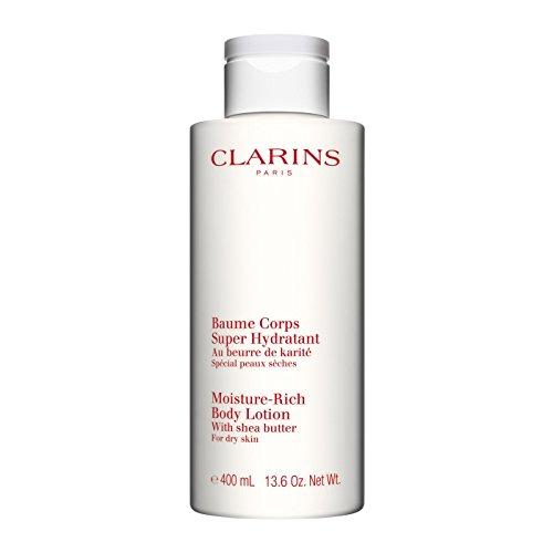 Clarins Body glättende Feuchtigkeitsmilch mit Aloe Vera 400ml ml