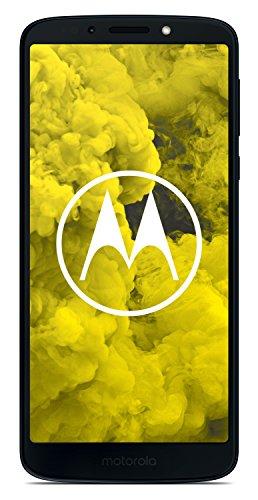 Deep Indigo (Motorola 0723755120563 Moto G6 Play Smartphone Deep Indigo)