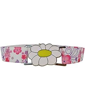 Cinturón Elástico para los Niñas 1-11 Años, Grande Clip Diseño