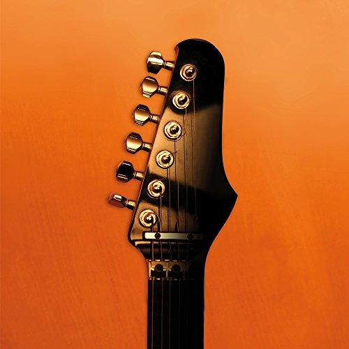 Apple iPhone 4s Case Skin Sticker aus Vinyl-Folie Aufkleber Gitarre Saiten Instrument DesignSkins® glänzend