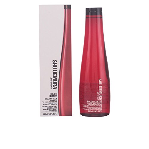 Shu Uemura Color Lustre Brilliant Glaze Shampoo (For Color-Treated Hair) 300ml