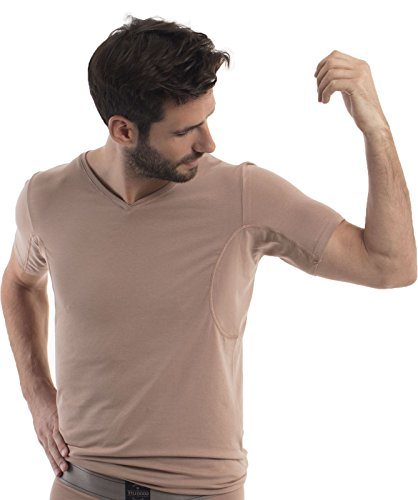 rj-traditional-bodywear-37-025-mens-the-good-life-sand-beige-lyocell-cotton-short-sleeve-top-xlarge