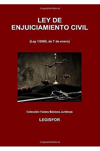 Ley de Enjuiciamiento Civil: 5.ª edición