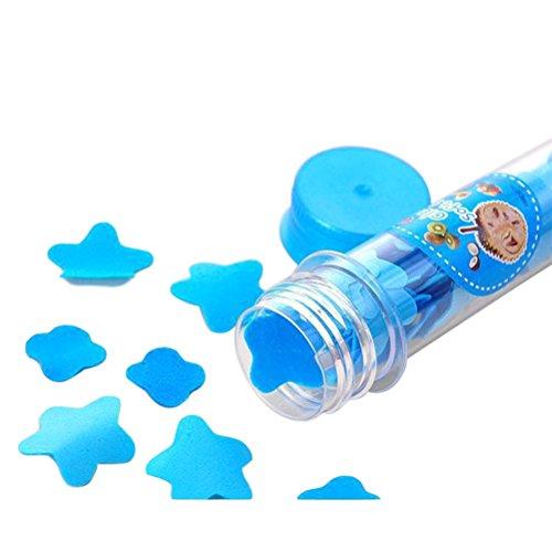 Badewanne Kunststoff-tasche (OUNONA 5 Stücke Seifenblätter tragbar Reise Seifen Blumen (Zufällige Farbe))