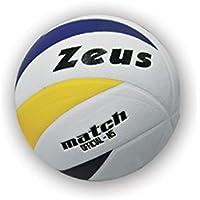 Zeus Pallone da Volley Match N�5 Bianco