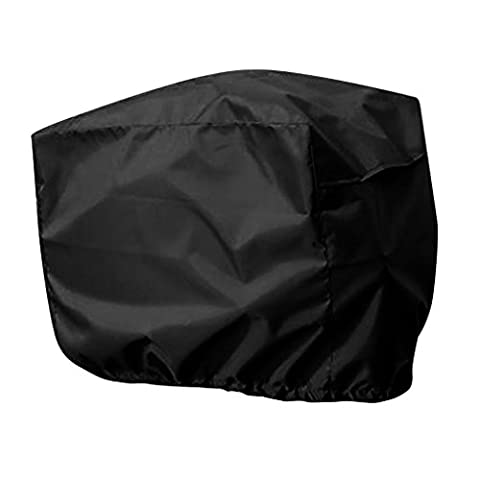 MagiDeal Heavy Duty Waterproof Marine Outboard Motor Boat Engine Cover
