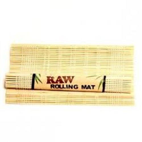 RAW Zigarettenrollmatte, aus natürlichem Bambus, 3 Stück