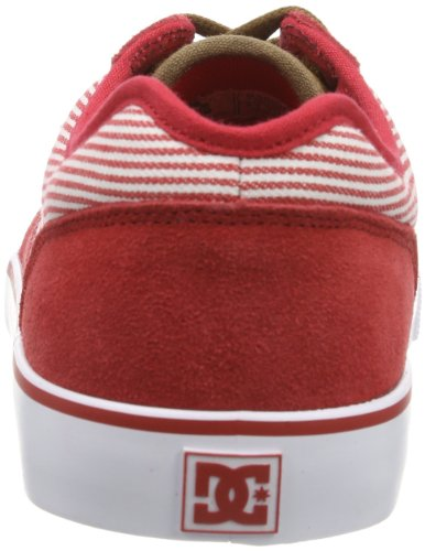 DC Shoes  Tonik Se M Shoe Rds, Peu homme Rouge - Rot (RED/STRIPE)
