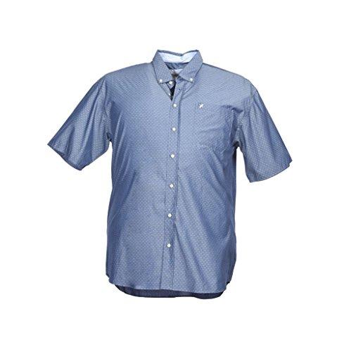Maxfort maglie camicia calibrata uomo taglie forti (8xl)