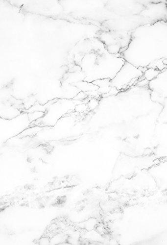 HUAYI Kulisse in Mamoroptik, 60 x 100 cm, glatt, gerollt für Fotografie, als Requisiten im Fotostudio für die Lebensmittelfotografie