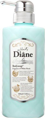 Moist Diane Body Soap 500ml - White Floral