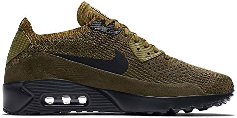 Nike Air MAX 90 Ultra 2.0 Flyknit, Zapatillas de Running para Hombre