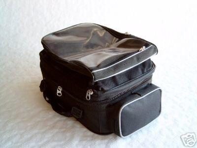 Mochila sobredepósito para moto - Con imanes - De nailon - TB-602