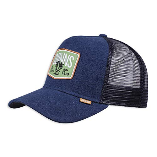 Djinns Trucker Cap Nothing Club Sucker Navy Dunkelblau, Size:ONE Size