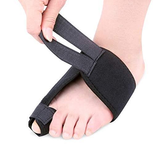 Yiwa Fußschiene, für große Zehen, zur Linderung von Hallux Valgus, Fußschmerzen, S