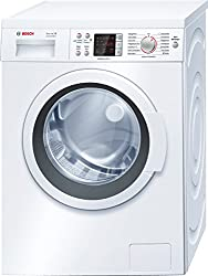 Bosch WAQ28422 Serie 6 Waschmaschine FL / A+++ / 139 kWh/Jahr / 1400 UpM / 7 kg / Weiß / 9240 L/Jahr / 3D-AquaSpar-System
