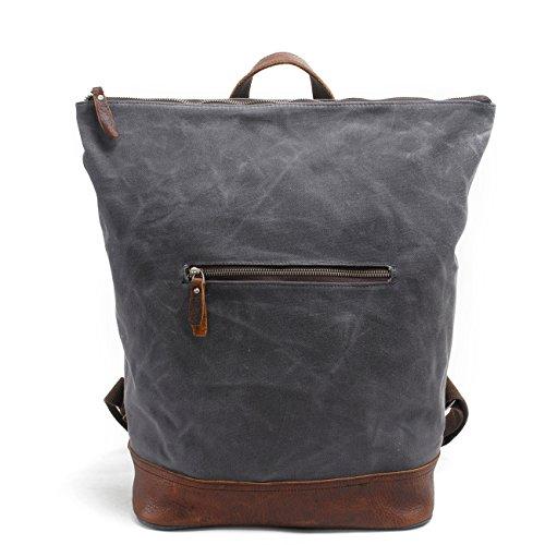 Neue, Retro, die Schule, Tasche wasserdicht Canvas Handtasche Persönlichkeit, Mode, Reise, Rucksack, Tasche, B0074 (Canvas Burberry Handtasche)