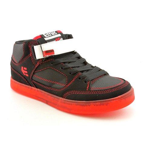 Etnies NUMBER MID 4102000066 Herren Sportschuhe - Skateboarding Black/Red