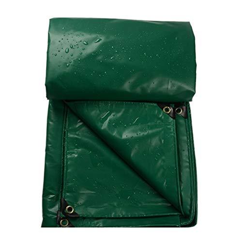 Bâche Imperméable Etanche, Universelle Verte, Résistant à l'usure, Résistant à la déchirure, 450G / M² (Taille : 3×4m)