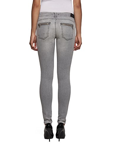 Replay Damen Luz Back Zip Skinny Jeans