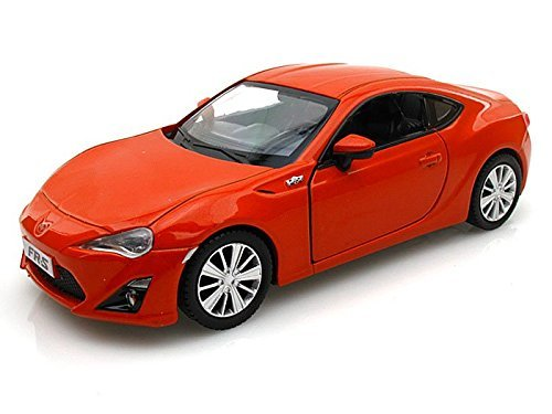 scion-fr-s-1-36-orange-by-collectable-diecast