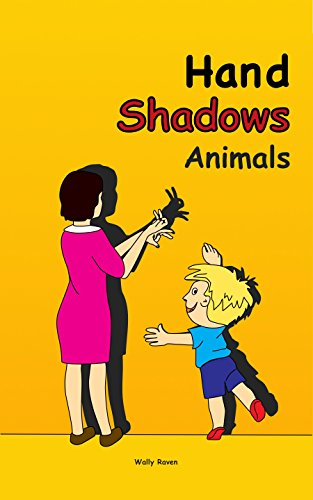 Hand Shadows Animals (English Edition) eBook: Wally Raven: Amazon ...