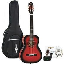 Pack de Guitarra Española de 3/4 de Gear4music Redburst