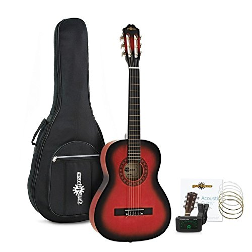 Pack de Guitarra Española de 3/4 de Gear4music - Redburst