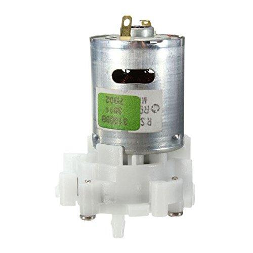 Preisvergleich Produktbild RS- 360 Mini DC 4-12V -Wasserpumpen- Motor Wendegetriebe Aquarium Pump