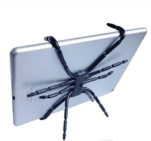 Für Auto Spider (Universal biegbarer Spider Flexible Griff geeignet für große & kleine Geräte/Halterung/Ständer/GPS/Vent/Armaturenbrett/Kamera/Auto Handy Tablet Halterung & Dock @ Kirche)