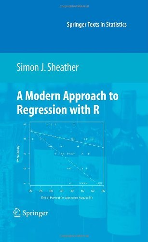 By Simon Sheather - A Modern Approach to Regression with R (Springer Texts in Statistics) (2009)