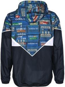 adidas Colorado Windbreaker Multicolor Navy Blau