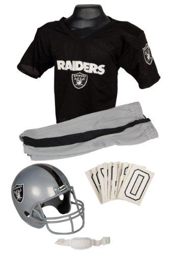 Oakland Raiders Uniformen (NFL Raiders Uniform Fancy dress costume)