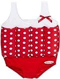 Beverly Kids Mädchen UV Schutz Bojen-Badeanzug