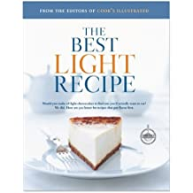 [THE BEST LIGHT RECIPE: WOULD YOU MAKE 28 LIGHT CHEESECAKES TO FIND ONE YOU'D ACTUALLY WANT TO EAT? WE DID. HERE ARE 300 LOWER FAT RECIPES THA (BEST RECIPE) BY (Author)Cook's Illustrated Magazine]Hardcover(Mar-2006)