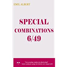 Special Combinations 6/49 (Spanish Edition)