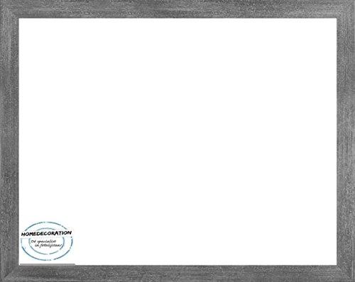 mit Acrylglas klar 1 mm 70 x 50 cm Holzwerkstoff in vielen verschiedenen Farben 50 x 70 cm Farbwahl hier: Grau gewischt (Farbe Klar)