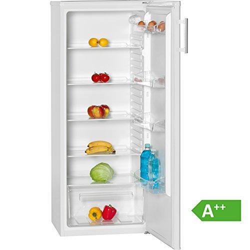 Bomann VS 3171 Kühlschrank/A++/144 cm/103 kWh/Jahr/245 L Kühlteil/Flaschenhalterung [Energieklasse A++]