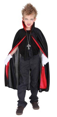 Orlob Vampir Dracula Kinder Kostüm gruselig verkleiden zu Halloween Gr.152/164 (Für Kostüme Kinder Gruselige)